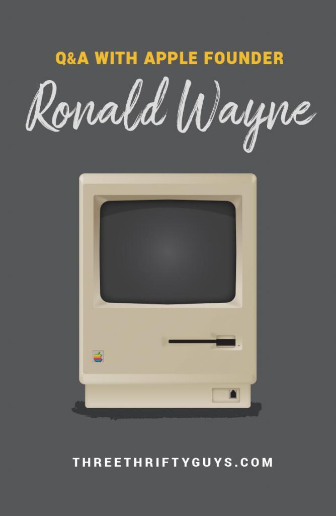 interview with ronald wayne