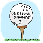 personal finance golf