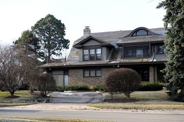 warren-buffett house