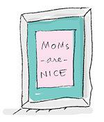 frame a saying