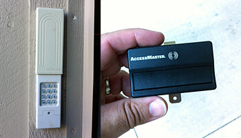 How To Set Garage Door Opener >> How To Change The Code On Your Garage Door Opener Housing