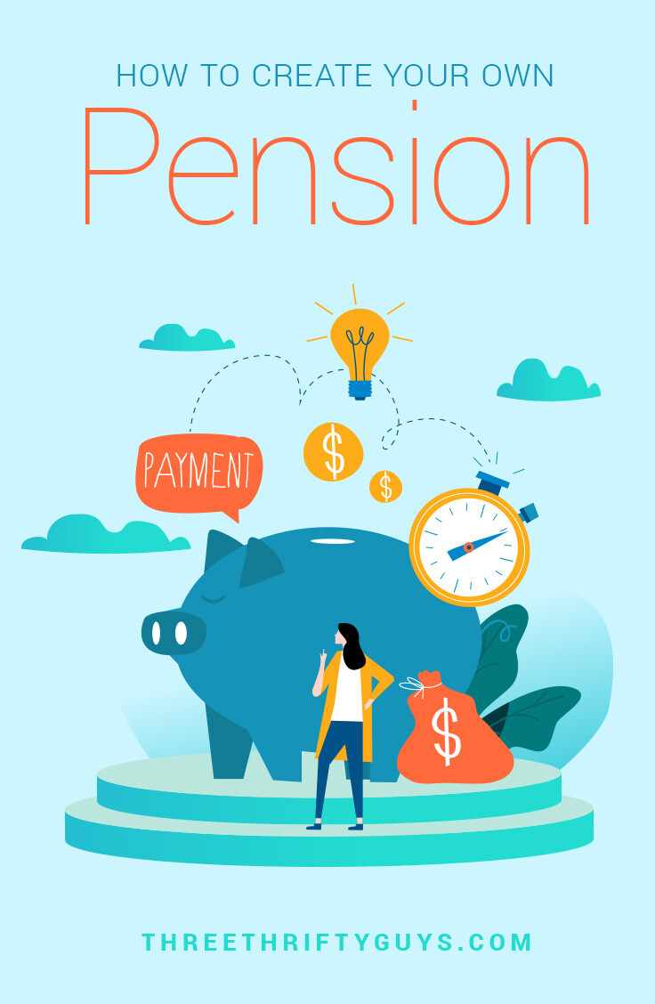 how to create own pension