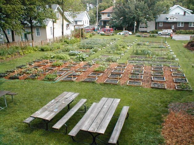 map out your garden community_garden - How To Start A Community Garden