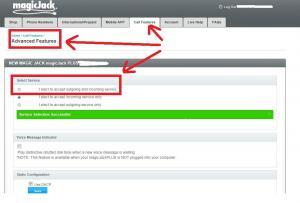 MagicJack Accept Incoming and Outgoing Calls