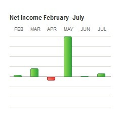 Mint.com Income Trends