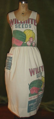 Flour Sack Dress (Great Depression)
