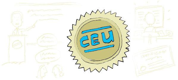 how to get free ceus