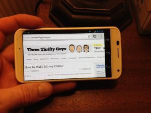 Republic Wireless Moto X Phone