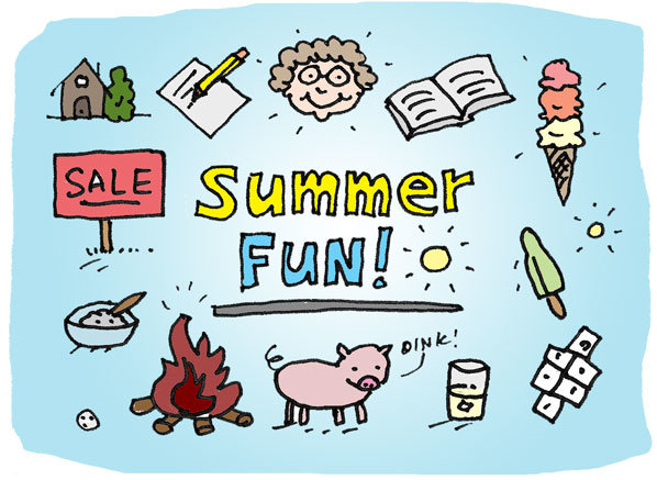 fun and free summer things to do