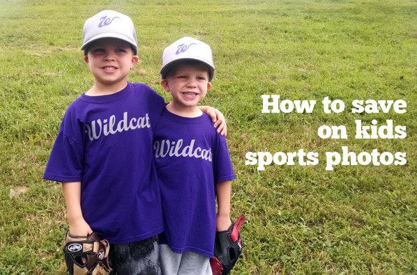 save on kids sports pics