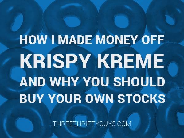 KRISPY-kreme-stock