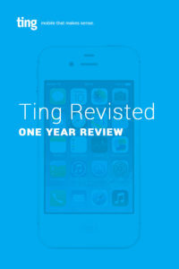 ting review one year later
