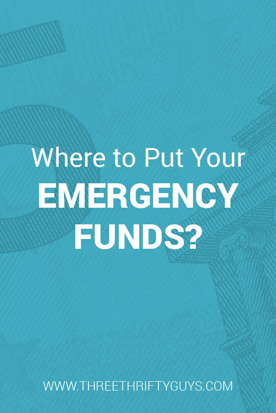 where should I put my emergency funds