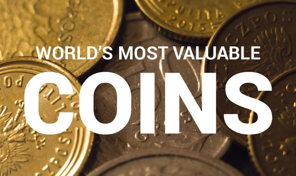 most valuable coins