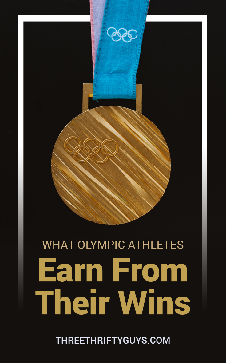 what olympic athletes can earn from wins