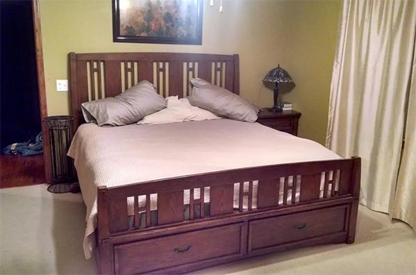 airbnb-bedroom