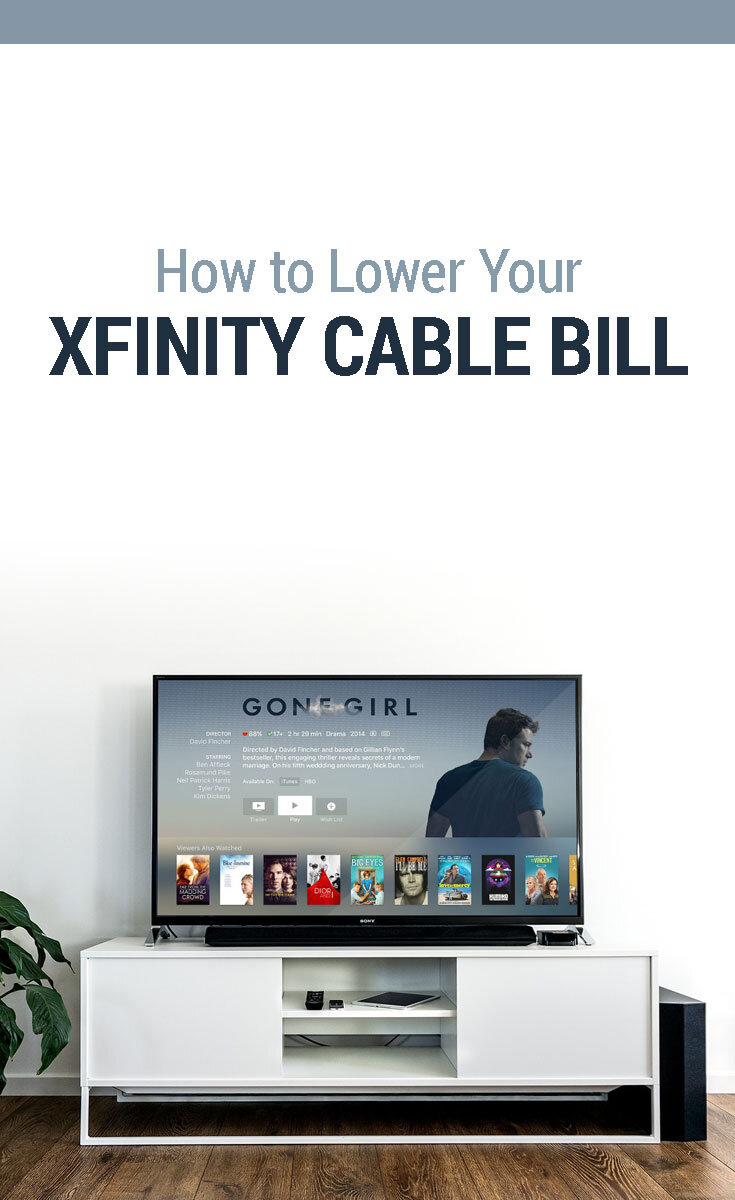 How Can I Lower My Xfinity Cable Bill? | Frugal Tips | Three Thrifty