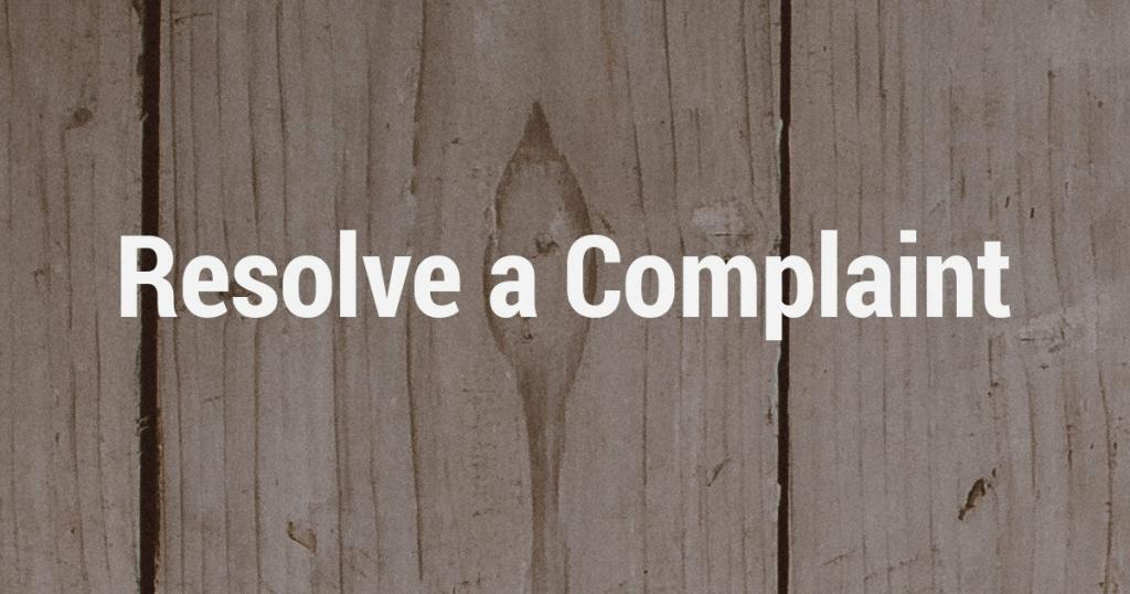 How I Quickly Settled an Unresolved Consumer Complaint ...