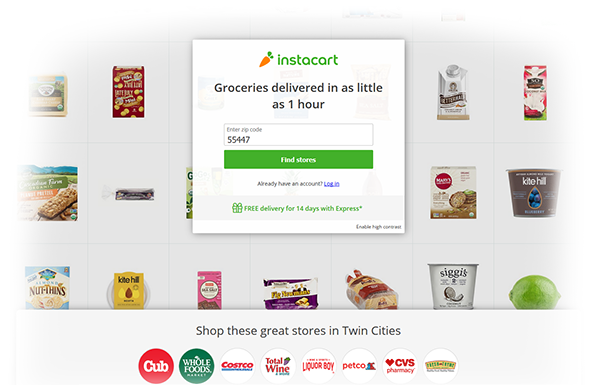 By Photo Congress || Instacart Reviews Nyc