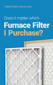 which furnace filter to buy