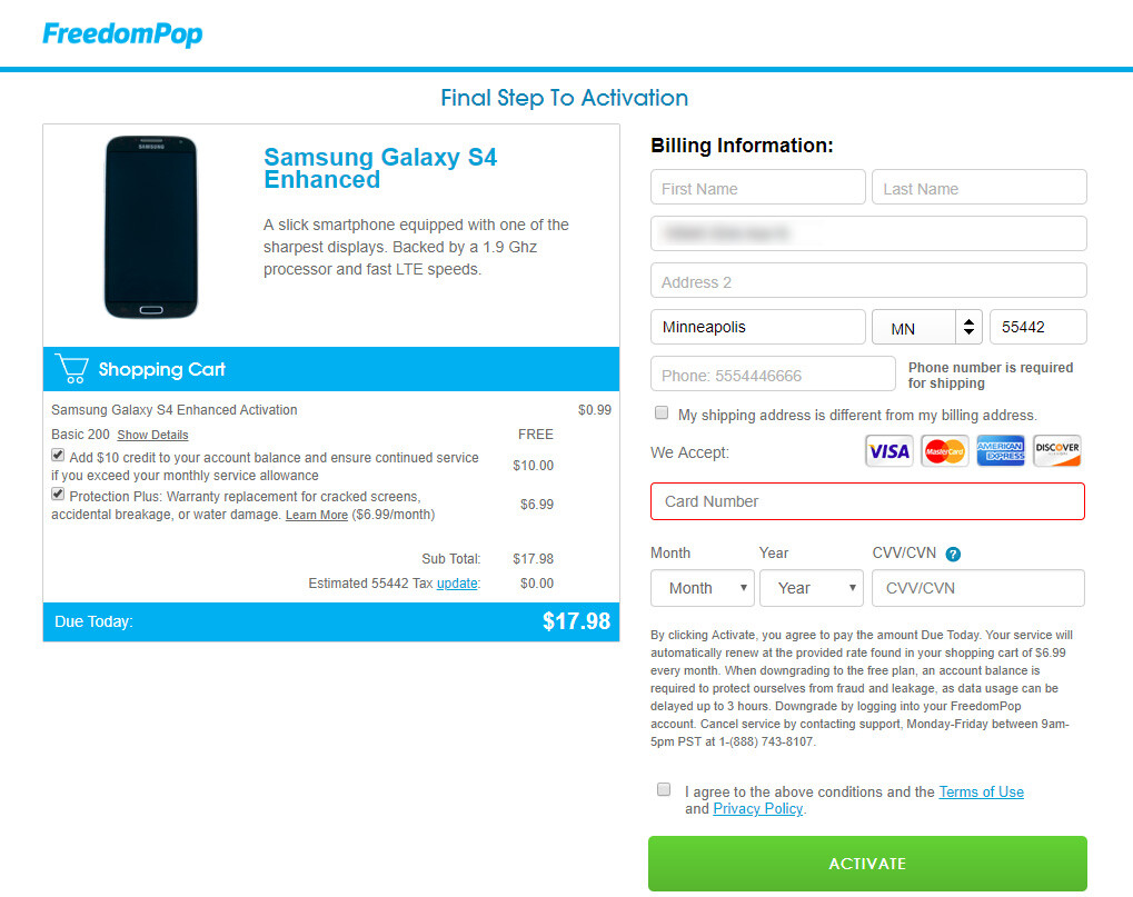 FreedomPop Review – Is Free All It's Cracked up to Be