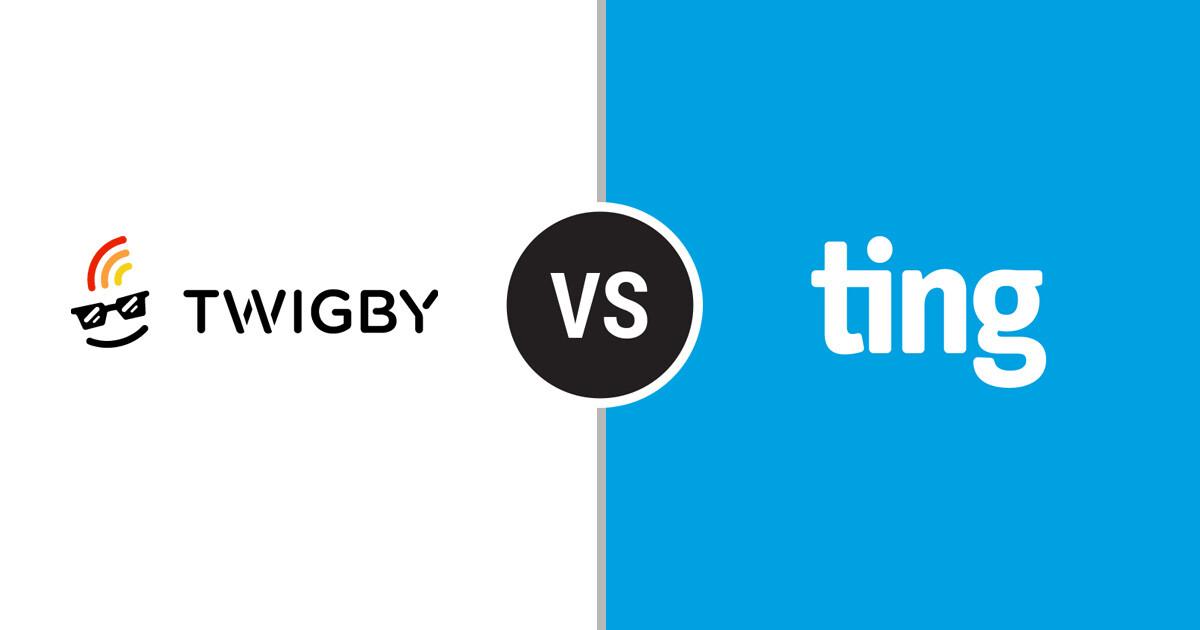 Twigby vs Ting | Reviews | Three Thrifty Guys