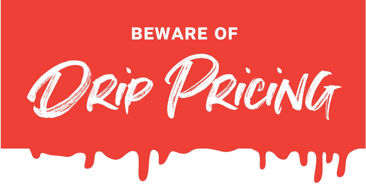 drip price